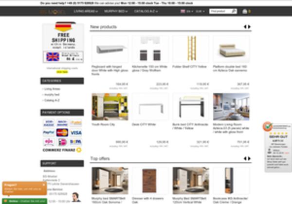 bs m bel erfahrungen bewertungen meinungen. Black Bedroom Furniture Sets. Home Design Ideas