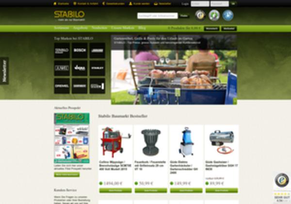 stabilo fachmarkt der online baumarkt vom fach. Black Bedroom Furniture Sets. Home Design Ideas