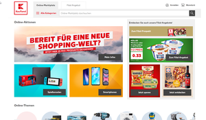 Kaufland screenshot