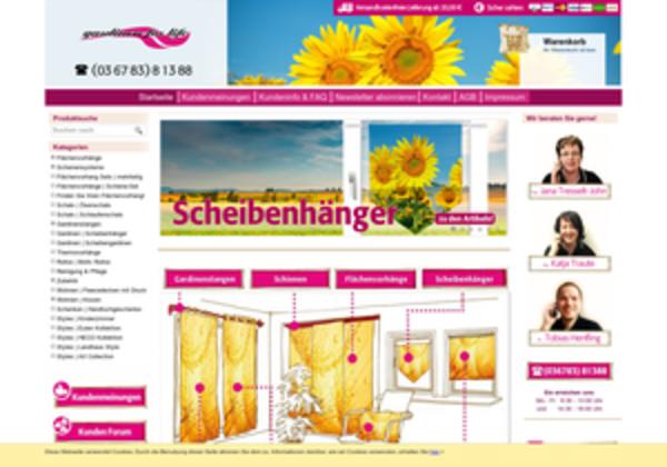 Gardinen-for-life.de: Erfahrungen, Bewertungen, Meinungen